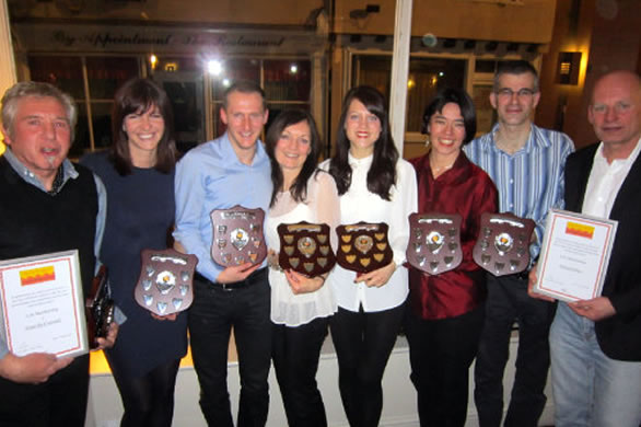 CoNAC's Annual Road Running Dinner & Presentation Evening