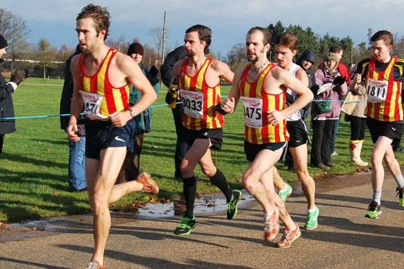 CoNAC Road Running