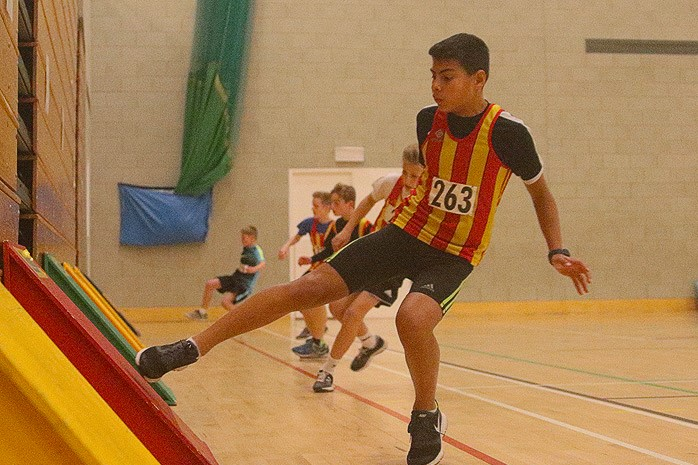 Sportshall is back! CoNAC Members – book now for 2016/7!