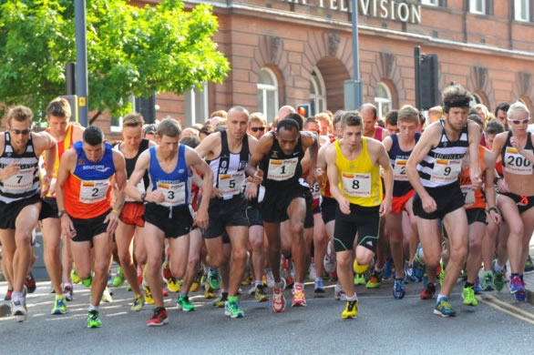 Results from the Lord Mayor's 5k are now in