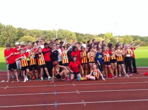 CoNAC's Track & Field Launch Party – tickets now available