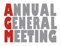 Annual General Meeting – Wednesday 8 March