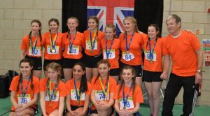 UK Sportshall Finals 2016 – Mighty Norfolk does it again!