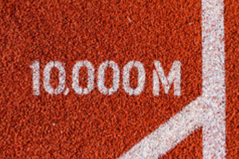 Night of the 10000m PBs