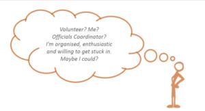 Officials Coordinator Needed