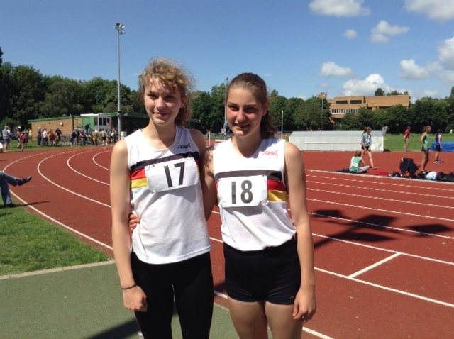 Seventh heaven for CoNAC heptathletes