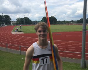 Daniel Bainbridge selected for GB team for the European Youth Championships in Tbilisi