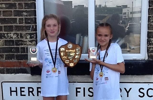 "Two CoNAC Juniors ""Score"" high at Lowestoft's Scores Race"