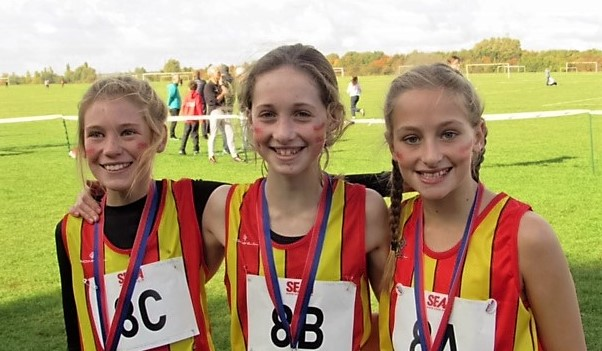 South of England Cross Country Relay Championships 2016