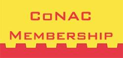 CoNAC Membership Logo